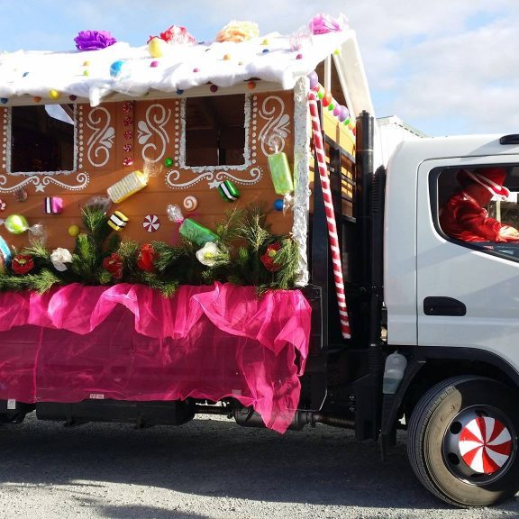 Waipu Chrismtas Parade
